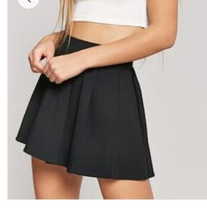 Black American Eagle Outfitters skirt